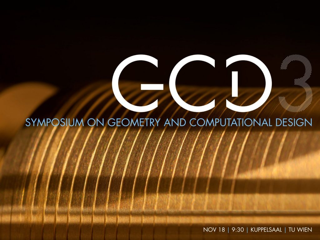 GCD Symposium 3